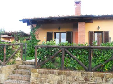 Für 5 Personen: Hübsches Apartment / Ferienwohnung in der Region Radicofani