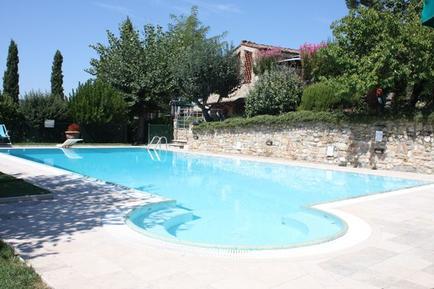 Gemütliches Ferienhaus : Region San Gimignano für 2 Personen