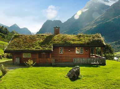 Gemütliches Ferienhaus : Region Mittel-Norwegen für 7 Personen
