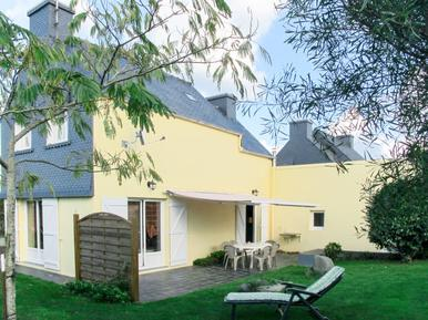 Gemütliches Ferienhaus : Region Trégastel für 6 Personen