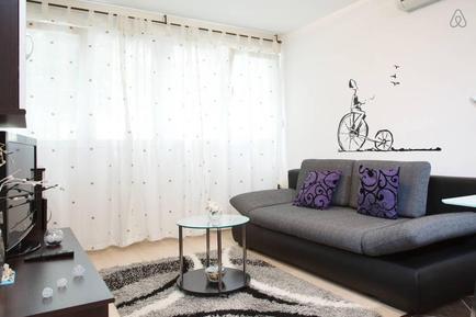Für 4 Personen: Hübsches Apartment / Ferienwohnung in der Region Split