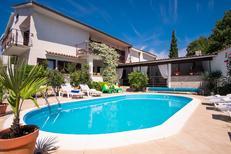 Appartement de vacances 836660 pour 8 personnes , Malinska-Dubašnica