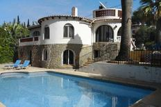 Holiday home 837665 for 6 persons in Benissa Costa