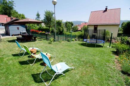 Gemütliches Ferienhaus : Region Kvarner Bucht für 11 Personen