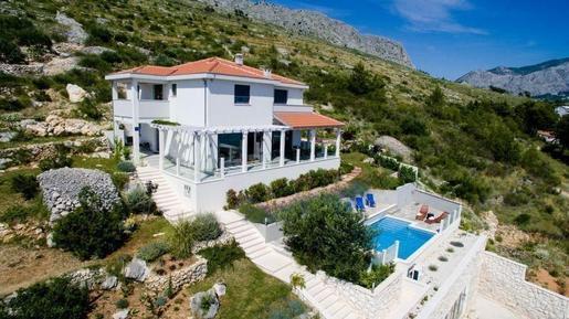 Gemütliches Ferienhaus : Region Makarska Riviera für 12 Personen