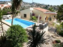 Holiday home 839787 for 8 persons in Benissa