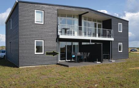 Gemütliches Ferienhaus : Region Sondervig für 6 Personen
