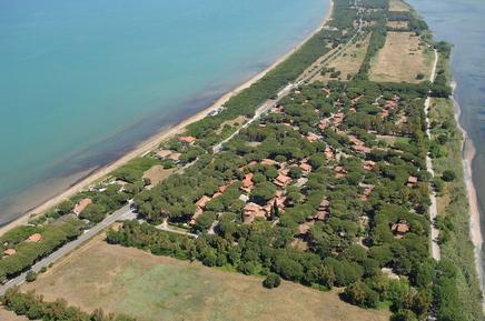 Für 5 Personen: Hübsches Apartment / Ferienwohnung in der Region Orbetello