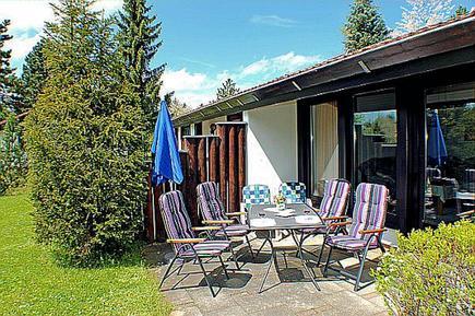 Gemütliches Ferienhaus : Region Baden-Württemberg für 5 Personen