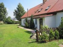 Holiday home 842078 for 13 persons in Katschow