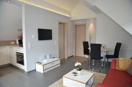 Für 3 Personen: Hübsches Apartment / Ferienwohnung in der Region Sachsen