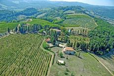Holiday apartment 843555 for 4 persons in San Gimignano