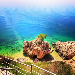 Für 8 Personen: Hübsches Apartment / Ferienwohnung in der Region Makarska Riviera