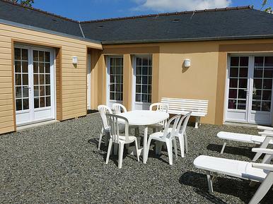 Gemütliches Ferienhaus : Region Saint-Malo für 6 Personen