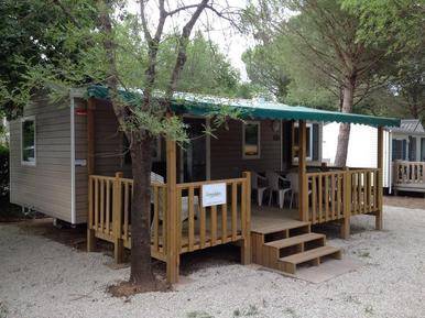 Mobilehome : Region Cote d'Azur für 5 Personen