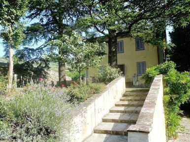 Gemütliches Ferienhaus : Region Serravalle Pistoiese für 17 Personen