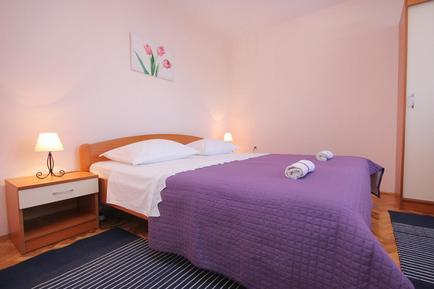 Für 5 Personen: Hübsches Apartment / Ferienwohnung in der Region Pag