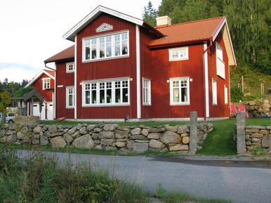 Gemütliches Ferienhaus : Region Westschweden für 10 Personen