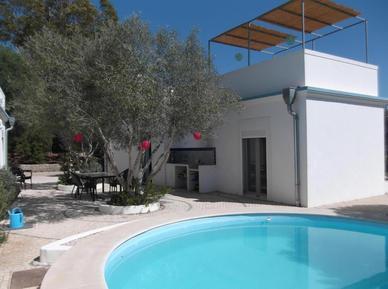 Gemütliches Ferienhaus : Region Algarve für 2 Personen
