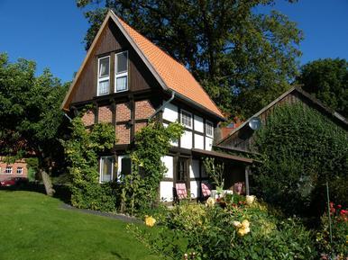 Gemütliches Ferienhaus : Region Niedersachsen für 5 Personen