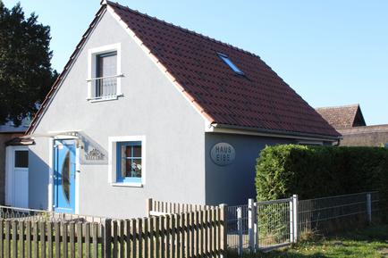 Gemütliches Ferienhaus : Region Ostseeküste Deutschland für 4 Personen