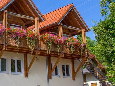Für 5 Personen: Hübsches Apartment / Ferienwohnung in der Region Meersburg