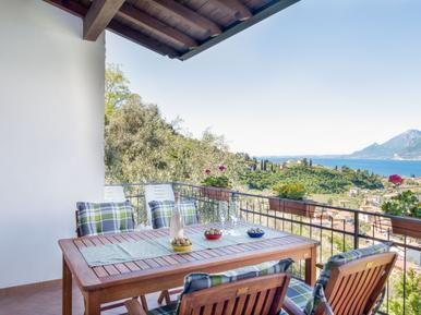 Gemütliches Ferienhaus : Region Malcesine für 6 Personen