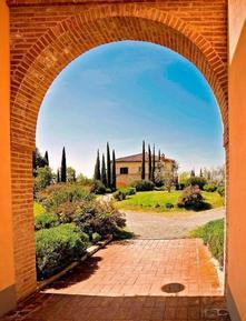 Für 6 Personen: Hübsches Apartment / Ferienwohnung in der Region San Casciano Dei Bagni