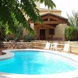 Vakantiehuis 867312 voor 6 volwassenen + 2 kinderen in Fuente Álamo