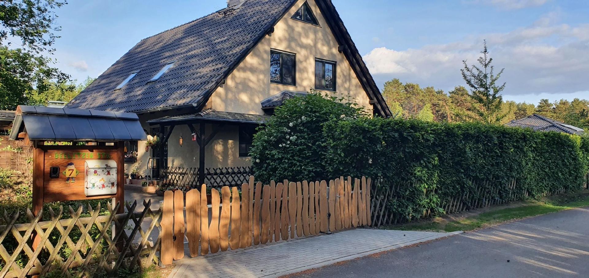 Ferienwohnung für 4 Personen ca. 56 m² i   Brandenburg