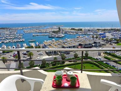 Für 3 Personen: Hübsches Apartment / Ferienwohnung in der Region La Grande Motte