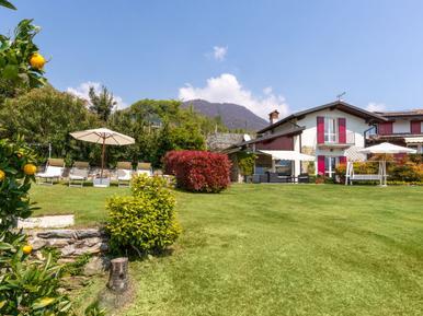 Gemütliches Ferienhaus : Region Domaso für 4 Personen