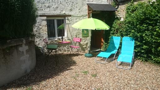 Gemütliches Ferienhaus : Region Loiretal für 2 Personen