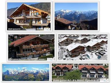 Für 10 Personen: Hübsches Apartment / Ferienwohnung in der Region Ringgenberg