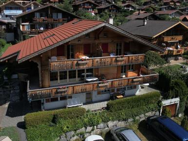 Für 4 Personen: Hübsches Apartment / Ferienwohnung in der Region Ringgenberg