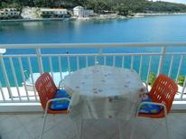 Appartement de vacances 871071 pour 3 personnes , Povlja