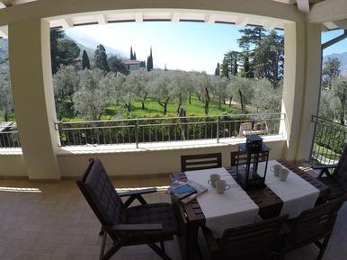 Für 8 Personen: Hübsches Apartment / Ferienwohnung in der Region Malcesine
