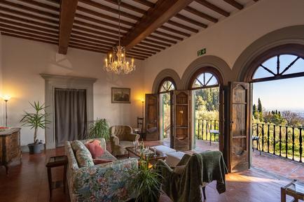 Für 6 Personen: Hübsches Apartment / Ferienwohnung in der Region Pescia
