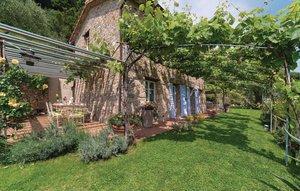 Gemütliches Ferienhaus : Region Viareggio für 7 Personen