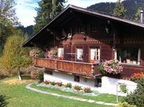 Mieszkanie wakacyjne 874517 dla 4 osoby w Gstaad