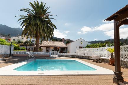 Gemütliches Ferienhaus : Region Kanarische Inseln für 8 Personen
