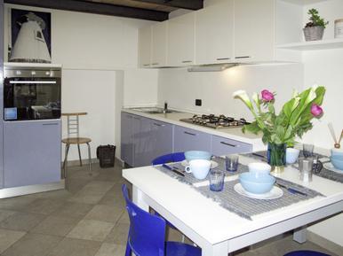 Für 4 Personen: Hübsches Apartment / Ferienwohnung in der Region Finale Ligure