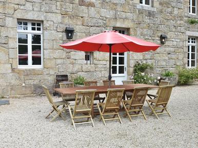Gemütliches Ferienhaus : Region Bretagne für 18 Personen