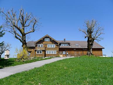 Für 3 Personen: Hübsches Apartment / Ferienwohnung in der Region Ostschweiz