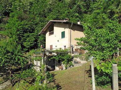 Gemütliches Ferienhaus : Region Comer See für 3 Personen