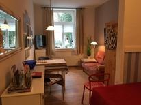 Studio 878353 for 2 adults + 1 child in Wismar