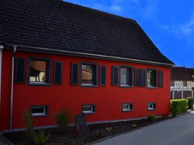Gemütliches Ferienhaus : Region Baden-Württemberg für 6 Personen