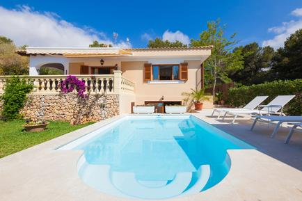 Gemütliches Ferienhaus : Region Mallorca für 7 Personen