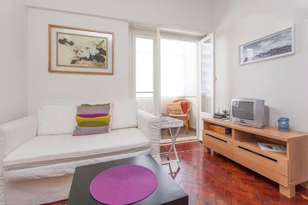 Für 2 Personen: Hübsches Apartment / Ferienwohnung in der Region Costa de Lisboa