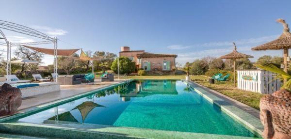 Ferienhaus für 6 Personen ca 240 m² in Porreres Mallorca Binnenland von Mallorca